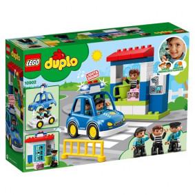Կոնստրուկտար 10902 Town Ոստիկանական  LEGO DUPLO