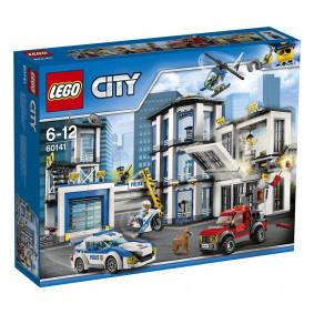 Կոնստրուկտոր 60246 Police Ոստիկանական LEGO CITY