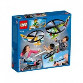 Կոնստրուկտոր 60260 օդային մրցարշավ LEGO CITY