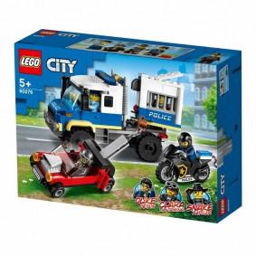 Կոնստրուկտոր 60276 Հանցագործների տրանսպորտ LEGO