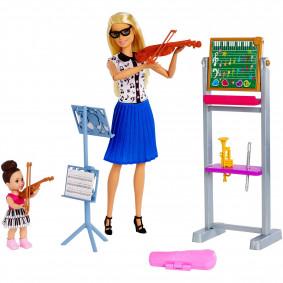 Խաղային հավաքածու  FXP10 Ուսուցչուհի Barbie