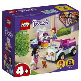 Կոնստրուկտոր 41439 Կատուների խնամքի սրահ LEGO
