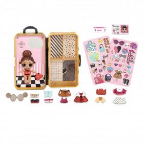 Հավաքածու 559702E7C SURPRISE Style Suitcase L.O.L.