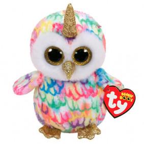 Փափուկ խաղալիք 36446 ENCHANTED - OWL WITH HORN MED