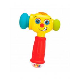 Խաղալիք 7743 Զվարճալի մուրճ Play Smart