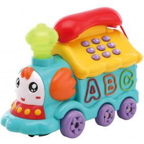 Երաժշտական խաղալիք 691194 Գնացք