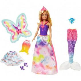 Հավաքածու FMV91 Կախարդական ռեինկառնացիա Barbie