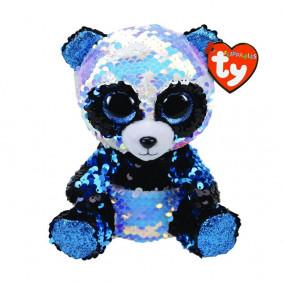 Փափուկ խաղալիք 36777 BAMBOO - PANDA SEQUIN MED