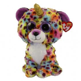 Փափուկ խաղալիք 36453 GISELLE - RAINBOW LEOPARD WIT