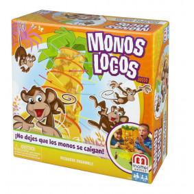 Սեղանի խաղ 52563 Ակրոբատ Կապիկ GAMES
