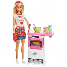 Տիկնիկ FHP57 Barbie