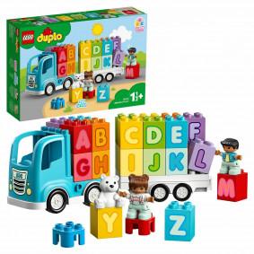 Կոնստրուկտոր 10915 Բեռնատար «Այբուբեն» LEGO DUPL