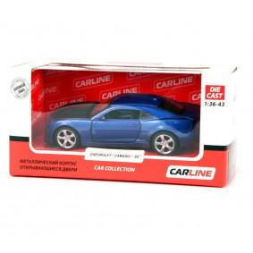 Մեքենա :43 Chevrolet Camaro SS GT9342 մետաղական