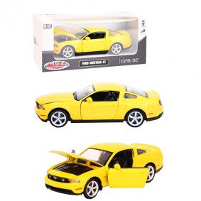 Մեքենա 1:32 Ford Mustang 32307А իներցիոն, ТМ MSZ