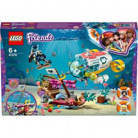 Կոնստրուկտոր  41378_1 դելֆիններ  LEGO FRIENDS