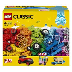 Конструктор 10715 Classic Модели на колёсах LEGO