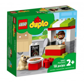 Конструктор LEGO DUPLO Киоск-пиццерия