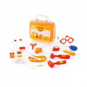 Հավաքածու 83364 նարնջագույն կովիկ բժիշկ