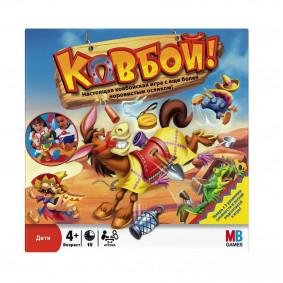Игра 48380121 Ковбой в коробке OTHER GAMES HASBRO
