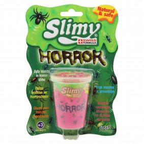Սլայմ 37317 Սարսափ՝ խաղալիքով,վարդագույն, ТМ Slimy
