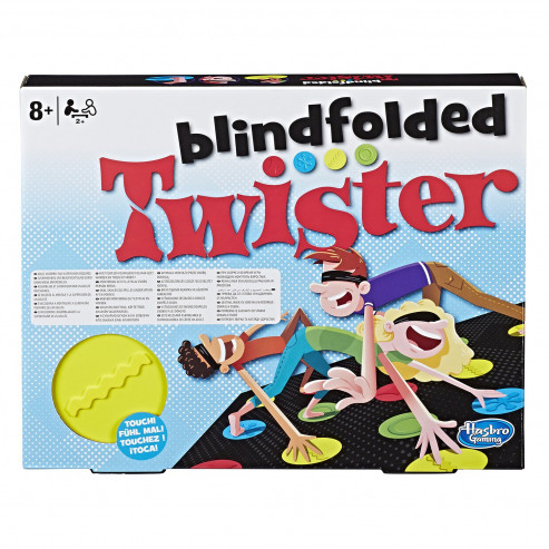 Игра E1888EU4 комнатная активная Твистер вслепую GAMES