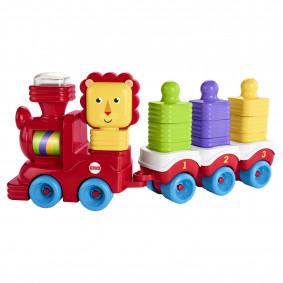 Խաղալիք DRG33 LITTLE STACKERS RF TRAIN FP