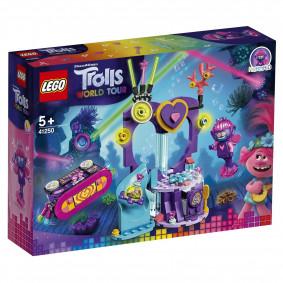 Կոնստրուկտոր  41250 TROLLS Խնջույք LEGO