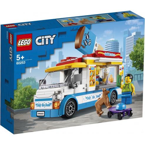 Կոնստրուկտոր 60253 Պաղպաղակի բեռնատար LEGO CITY
