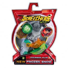 Տրանսֆորմեր մեքենա 37756 Frozen,ТМ Screechers Wild