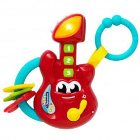 Երաժշտական կախովի խաղալիք Գիթառ TM Clementoni