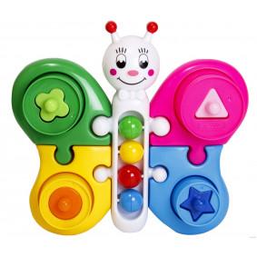 Տրամաբանական խաղալիք 01932 Թիթեռնիկ STELLAR