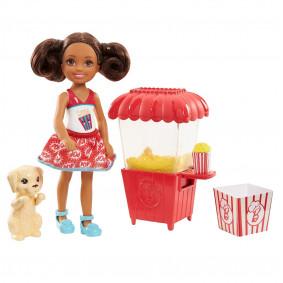 Տիկնիկ FHP66 Չելսին շնիկի հետ  Barbie