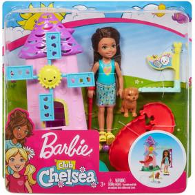 Խաղային հավաքածու FDB32/FRL85 Մինի Գոլֆ Barbie
