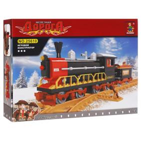 Կոնստրուկտոր 25610 Գնացք, 406 էլ․ AUSINI
