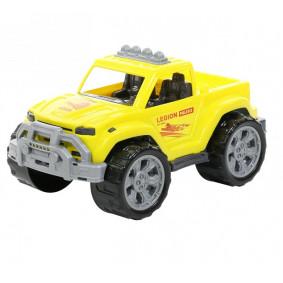 Ավտոմեքենա 76045 Լեգիոն №1 (դեղին)