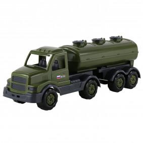 Ավտոմեքենա 48660 Ստալկեր ռազմական կիսակցորդ-բաք