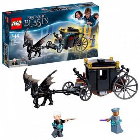 Կոնստրուկտոր Փախուստ HARRY POTTER LEGO