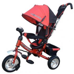 Հեծանիվ 3անվ. 950-108 LEXUS TRIKE, կարմիր