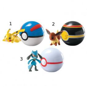 Հավաքածու 36595 Պոկիմոն և կերպարներ 5սմ Pokemon