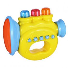 Ուսուցողական խաղալիք 633055 Շեփոր 4 ռեժիմ,16 երգ