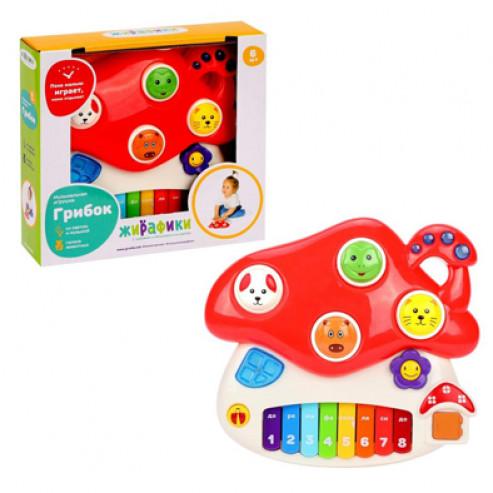 Երաժշտական խաղալիք 939586 Սունկ լույսով