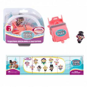Խաղալիք 36256 Ջենտրմեն կապիկ TM Wonder Park
