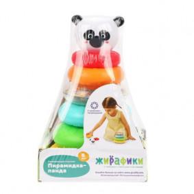 Ուսուցողական խաղալիք 939575 Բուրգ-պանդա