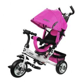 Հեծանիվ 641220 3ան. Comfort 10x8 EVA, վարդագույն