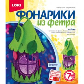 Կտորից լապտերներ Фтр-010 Անտառային հեքիաթ LORI