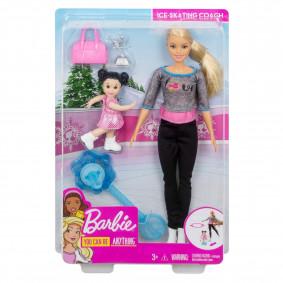 Տիկնիկ FXP38 մարմնամարզության մարզիչ Barbie