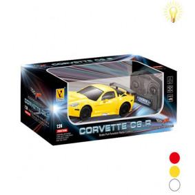 Հեռակառավարվող մեքենա 9160 լույսով 1:24