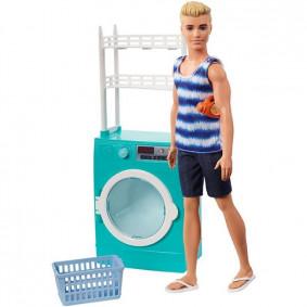 Հավաքածու FYK52 Տիկնիկ կեն և կահույք barbie