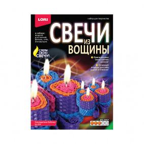 Մոմեր Вн-004 Գույնզգույն թիթեռնիկ LORI