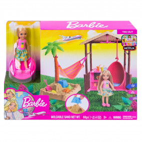 Խաղային հավաքածու և կերպարներ FWV24 Barbie